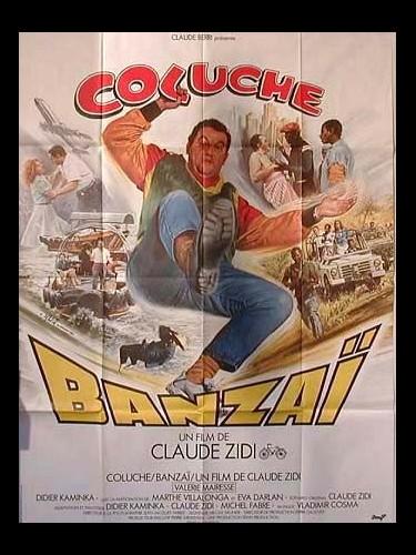 Affiche du film BANZAI