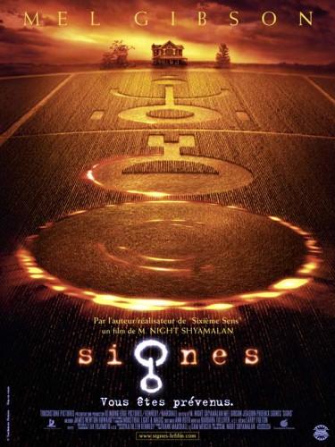 Affiche du film SIGNES - SIGNS