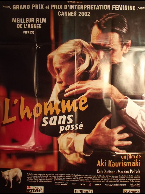 Affiche du film L'HOMME SANS PASSE