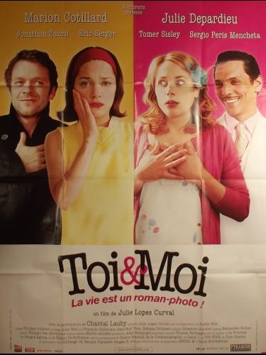 Affiche du film TOI ET MOI