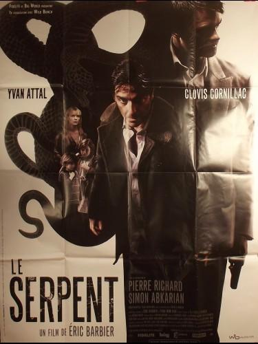 Affiche du film LE SERPENT