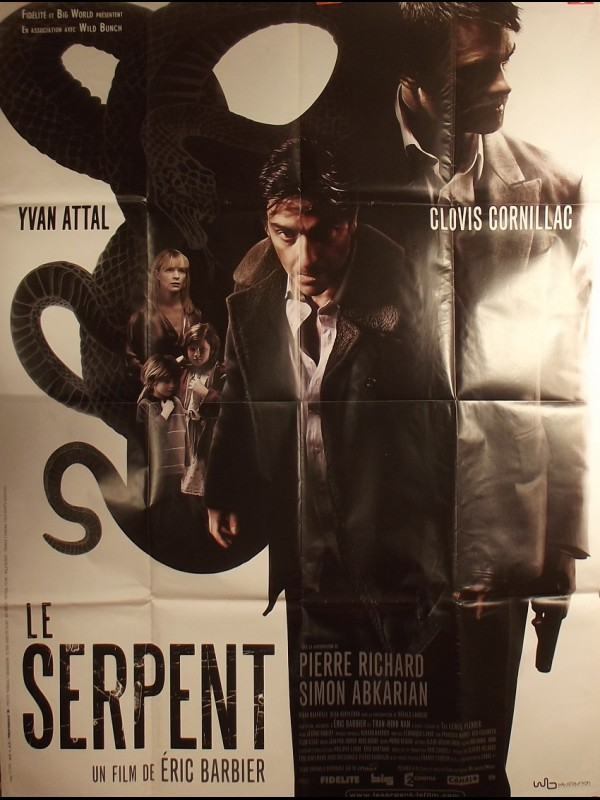 Affiche du film LE SERPENT