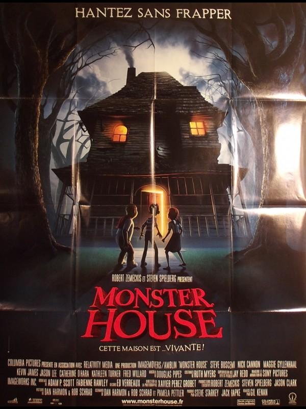 Affiche du film MONSTER HOUSE