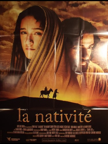 Affiche du film NATIVITE - THE NATIVITY STORY