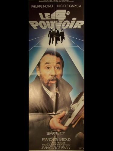 Affiche du film 4 EME POUVOIR (LE)