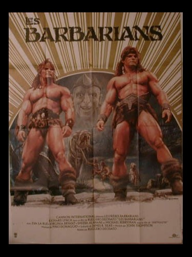Affiche du film BARBARIANS (LES) - BARBARIANS & CO (THE)