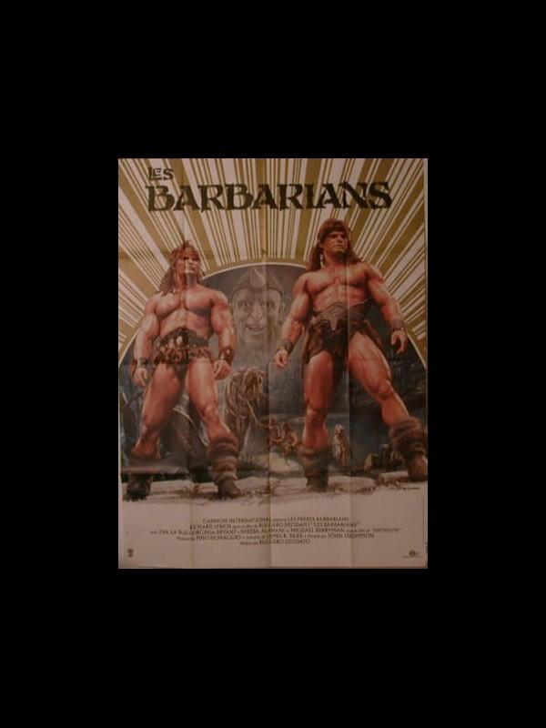Affiche du film BARBARIANS (LES) - BARBARIANS & CO (THE)