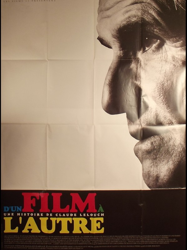 Affiche du film D'UN FILM A L'AUTRE