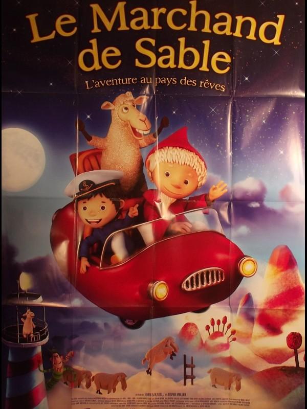 Affiche du film LE MARCHAND DE SABLE - tire original : DAS SANDMANNCHEN