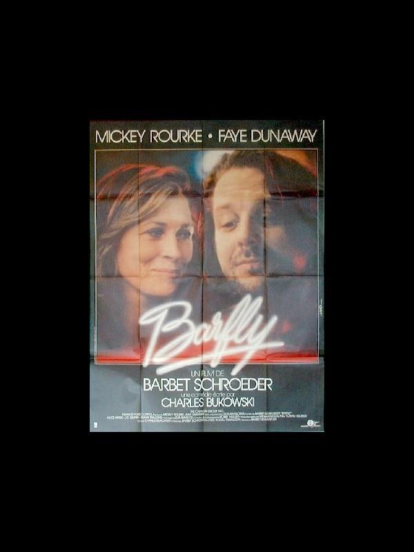 Affiche du film BARFLY - BARFLY