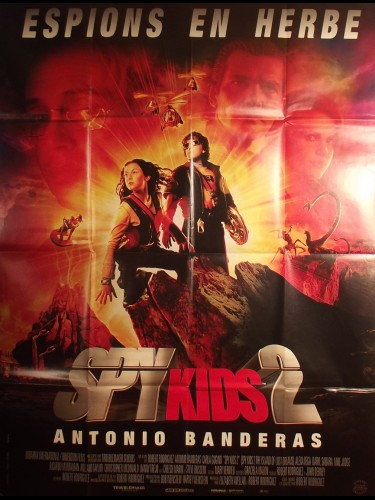 Affiche du film SPY KIDS 2