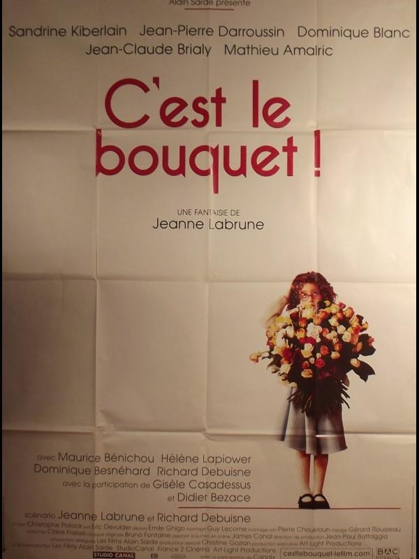Affiche du film C'EST LE BOUQUET