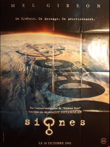 Affiche du film SIGNES - Titre original : SIGNS