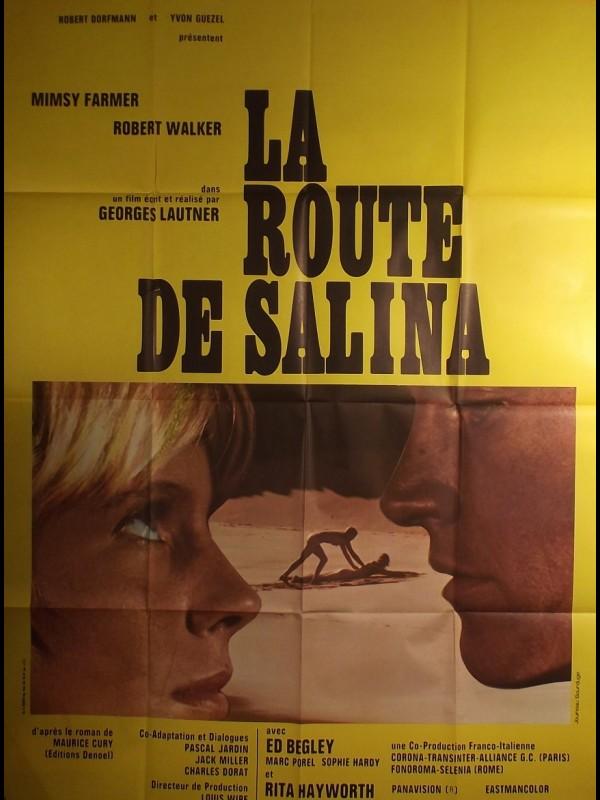 Affiche du film LA ROUTE DE SALINA - Titre Anglais : ROAD TO SALINA