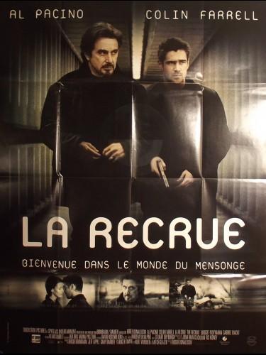 Affiche du film RECRUE (LA) - Titre original : THE RECRUIT