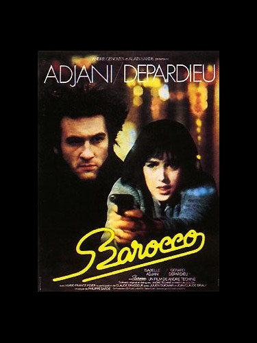 Affiche du film BAROCCO