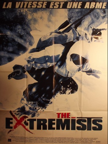 Affiche du film THE EXTREMISTS - Titre original : EXTREME OPS