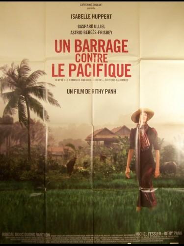 Affiche du film BARRAGE CONTRE LE PACIFIQUE (UN)