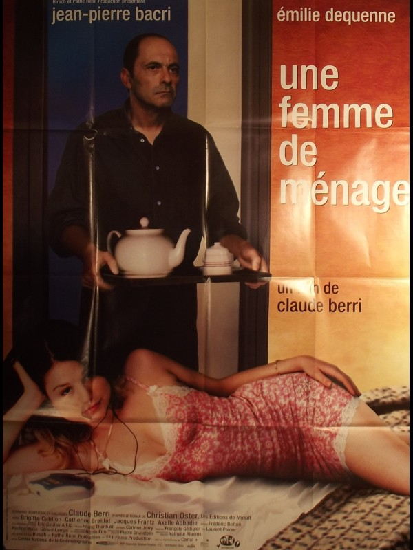 Affiche du film UNE FEMME DE MENAGE