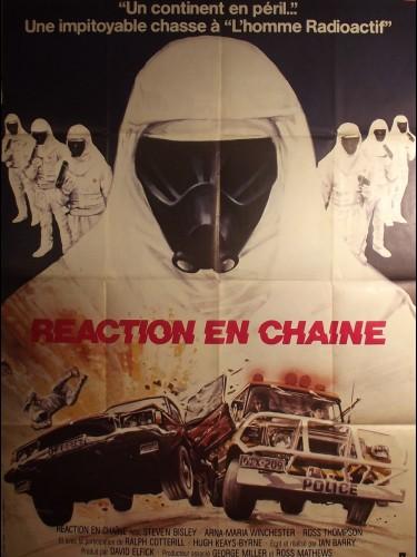 REACTION EN CHAINE - Titre original : THE CHAIN REACTION