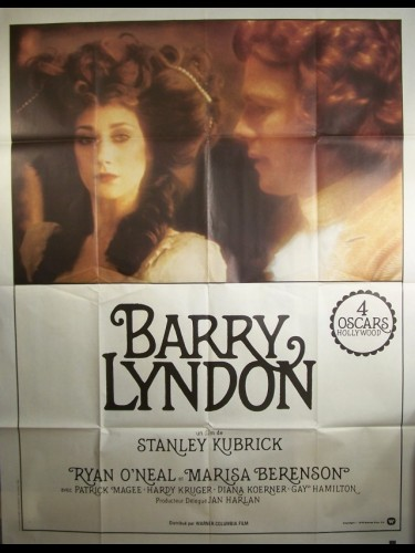 Affiche du film BARRY LINDON (PHOTO.MARISA BERENSON)
