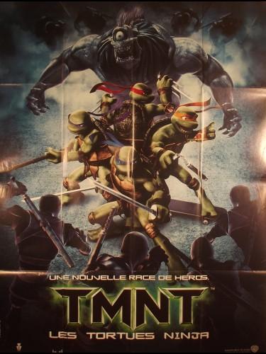 Affiche du film TMNT LES TORTUES NINJAS - TMNT
