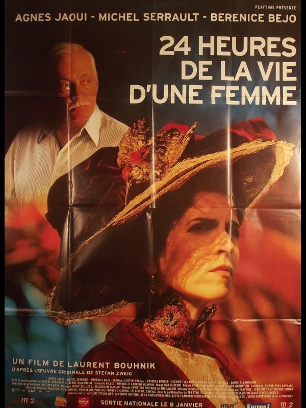 Affiche du film 24 HEURES DE LA VIE D'UNE FEMME