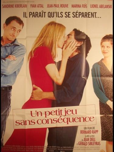 Affiche du film UN PETIT JEU SANS CONSEQUENCE