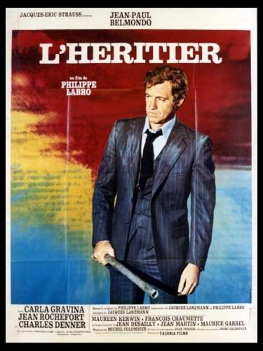 Affiche du film HERITIER (L')