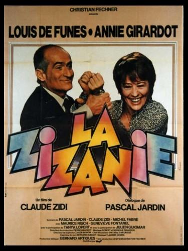 Affiche du film ZIZANIE (LA)