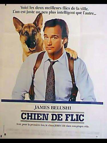 Affiche du film CHIEN DE FLIC - K-9