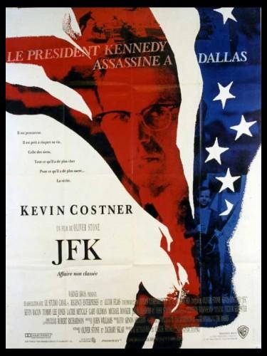 Affiche du film JFK