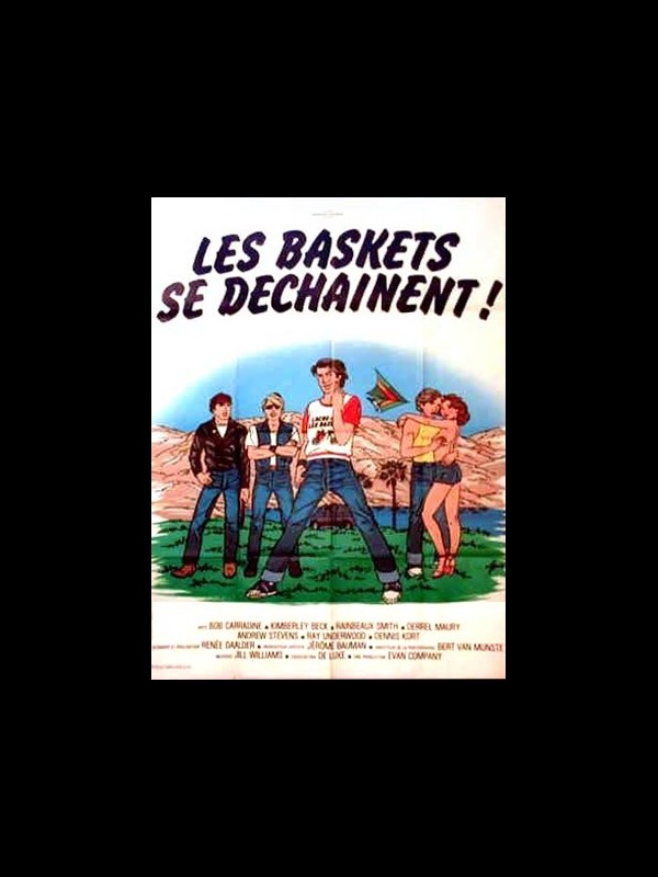 Affiche du film BASKETS SE DECHAINENT (LES ) - CENTRAL'S HIGH JOKE
