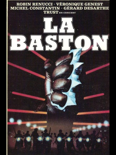 Affiche du film BASTON (LA)