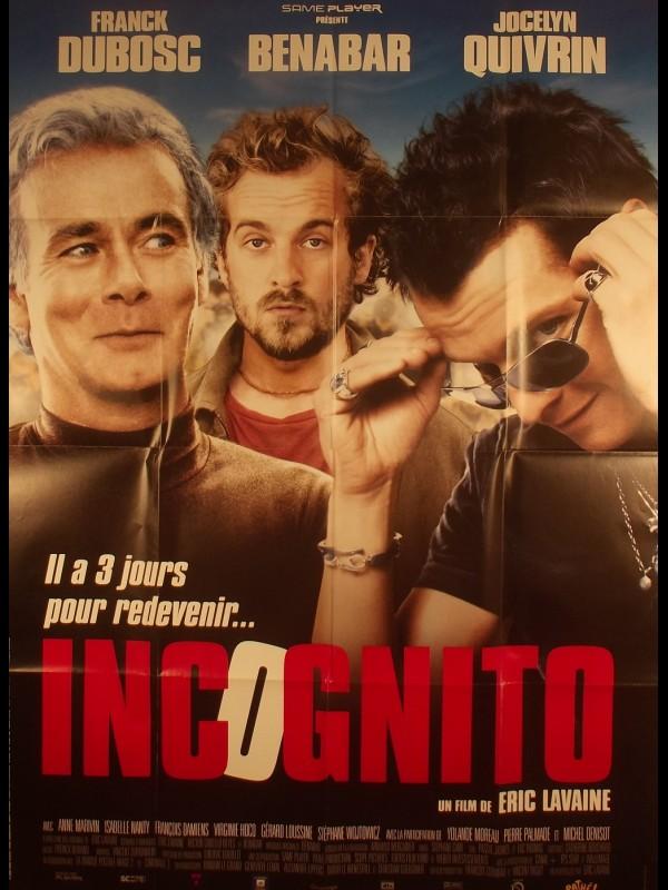 Affiche du film INCOGNITO