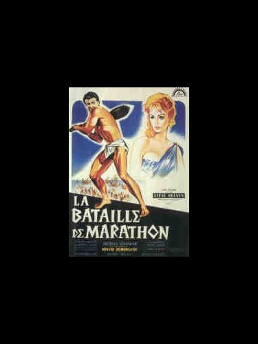 Affiche du film BATAILLE DE MARATHON (LA) - LA BATTAGLIA DI MARATONA