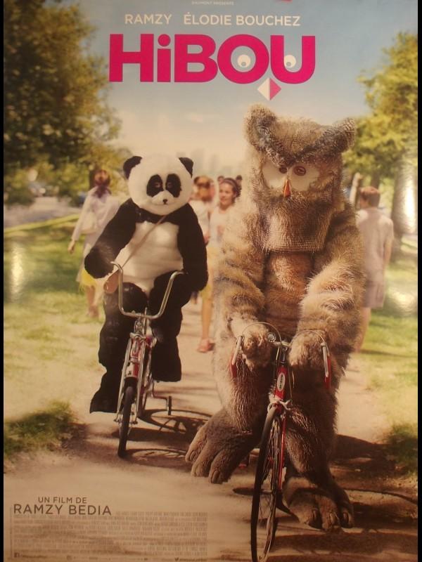 Affiche du film HIBOU