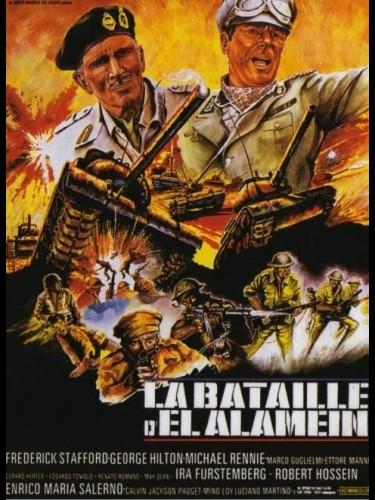 BATAILLE D'EL ALAMEIN (LA) - LA BATTAGLIA DI EL-ALAMEIN