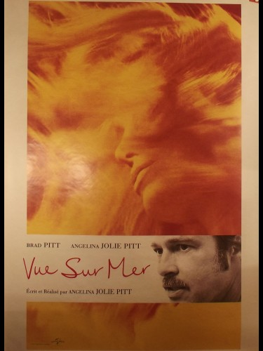 Affiche du film VUE SUR MER - Titre original : BY THE SEA