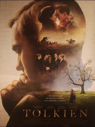 Affiche du film TOLKIEN