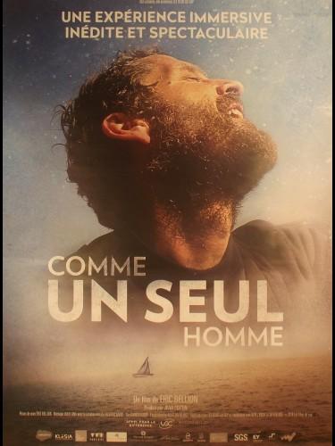Affiche du film COMME UN HOMME SEUL