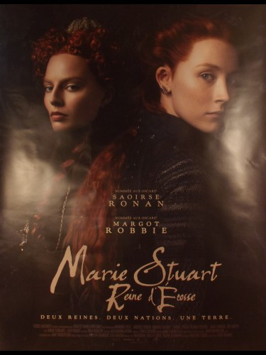 Affiche du film MARIE STUART REINE D'ECOSSE - Titre original : MARY, QUEEN OF SCOTS