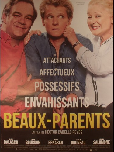 Affiche du film BEAUX PARENTS
