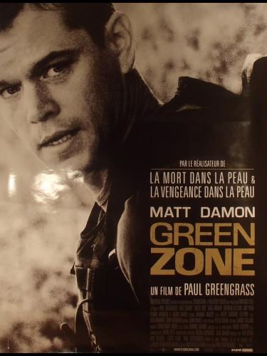 Affiche du film GREEN ZONE