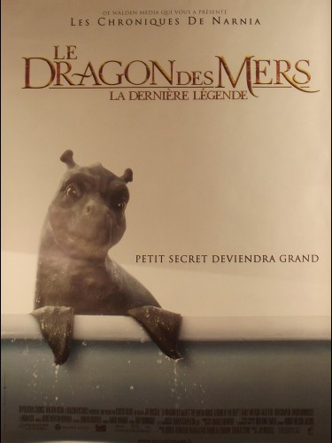Affiche du film LE DRAGON DES MERS - Titre original : THE WATER HORSE