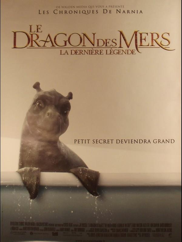 Affiche du film LE DRAGON DES MERS - Titre original : THE WATER HORSE