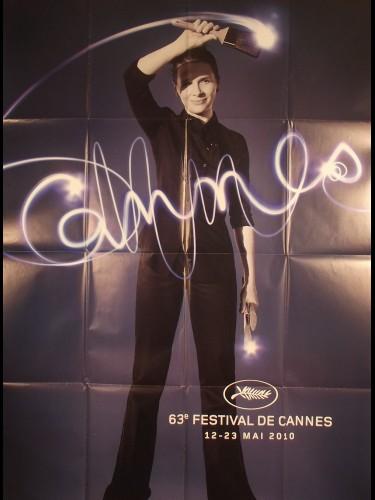 Affiche du film CANNES 2010 AFFICHE OFFICIELLE