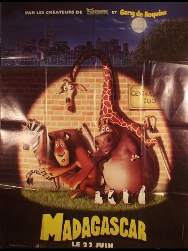 Affiche du film MADAGASCAR (PREVENTIVE)