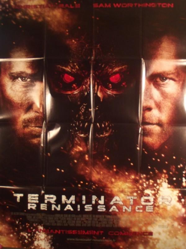 Affiche du film TERMINATOR - RENAISSANCE