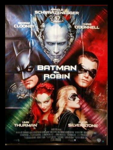 BATMAN ET ROBIN 4